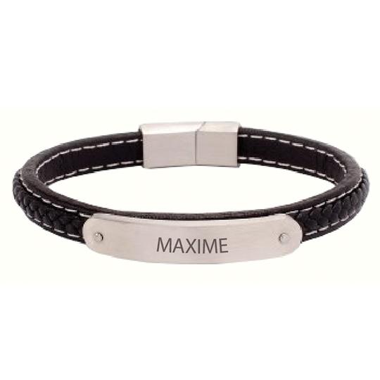 Bracelet homme personnallisable