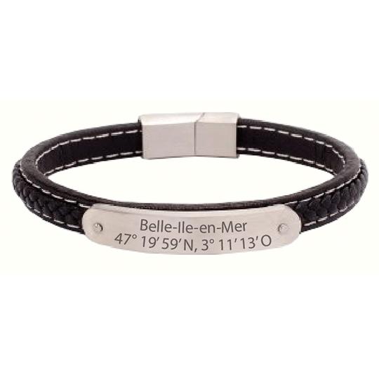 Bracelet homme_Belle ile