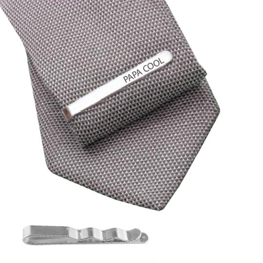 Pince cravate papa cool