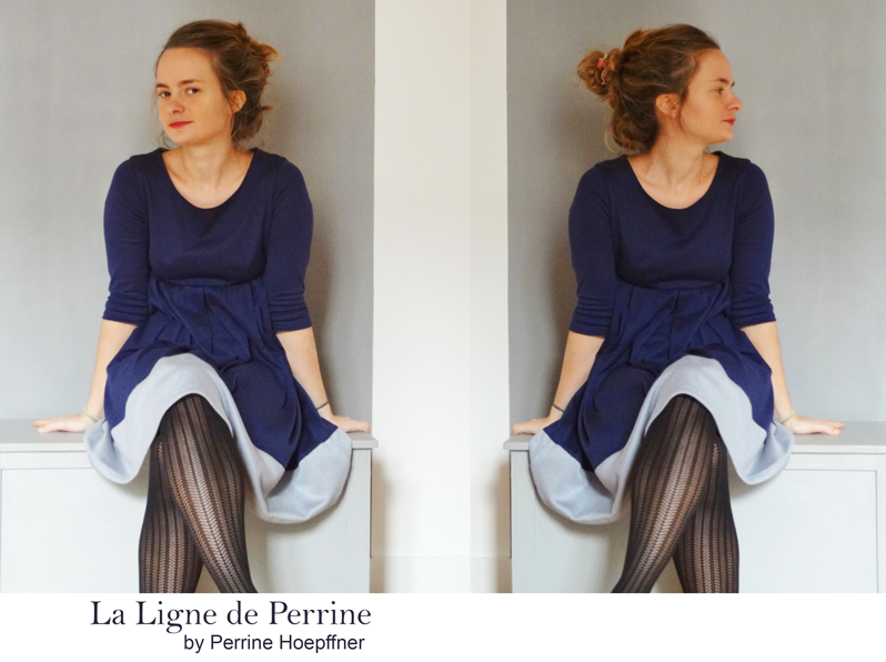 Créatrice de La Ligne de Perrine, mode féminine