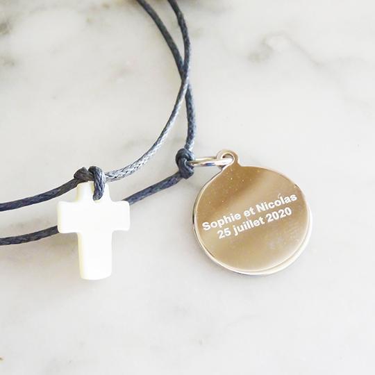 Bijou-medaille-argent-925-croix-nacre
