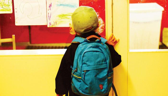 sac personnalisé pour la rentrée des classes